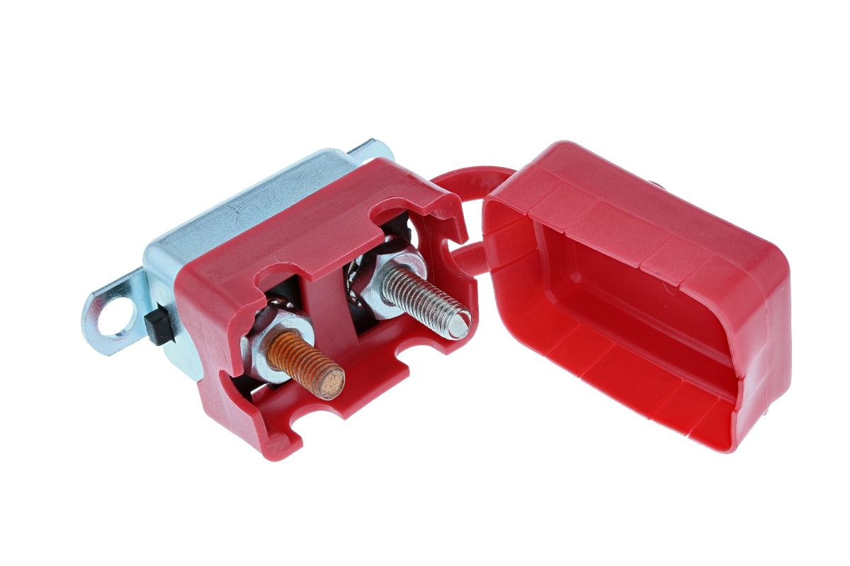 OptiFuse - Circuit Breaker Cover - SCC